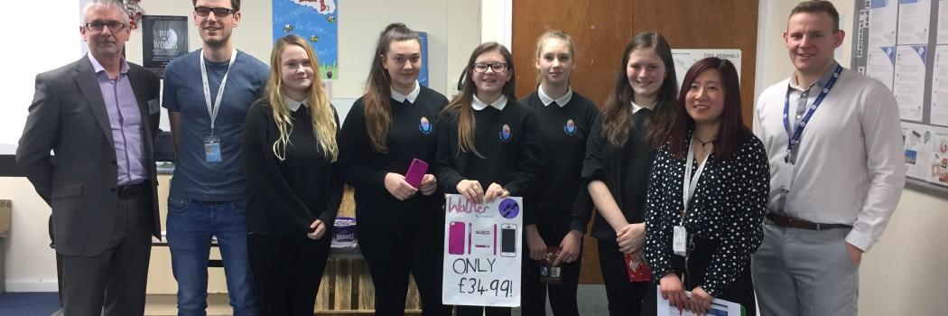 Girls Get Set – Success for Team Weetabex!