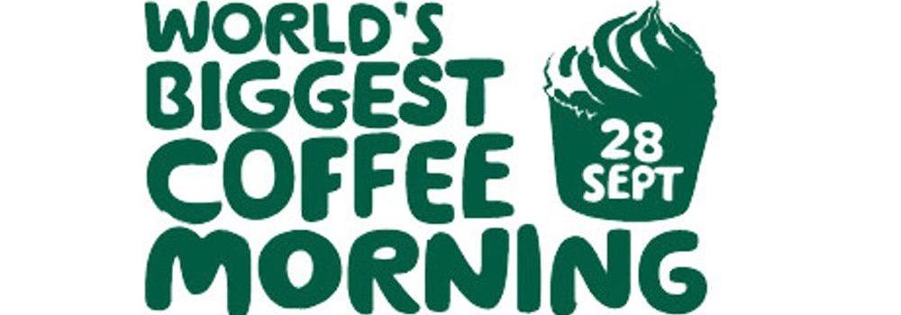 Macmillan Coffee Morning!