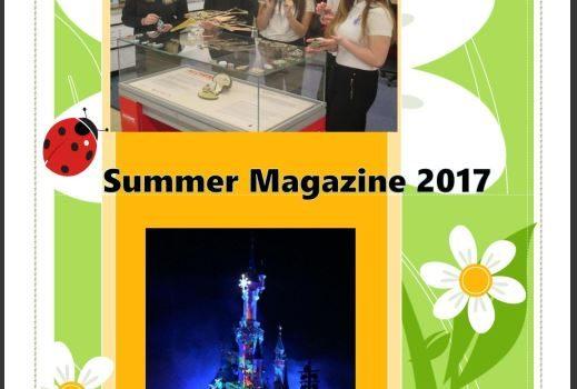 Summer Magazine 2017